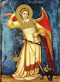 Angel Weighing Soul