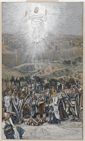 The Ascension by James Tissot