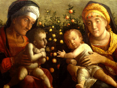 Birth of John the Baptist